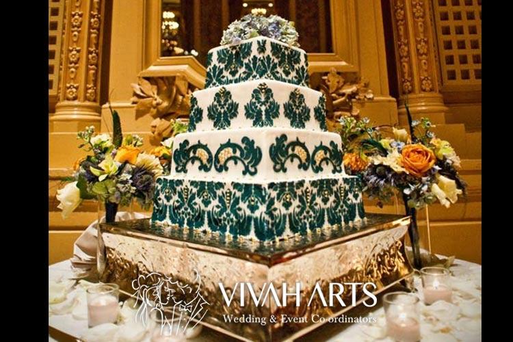 Cake For Mehndi Ceremony : Asian wedding cakes halal eggless